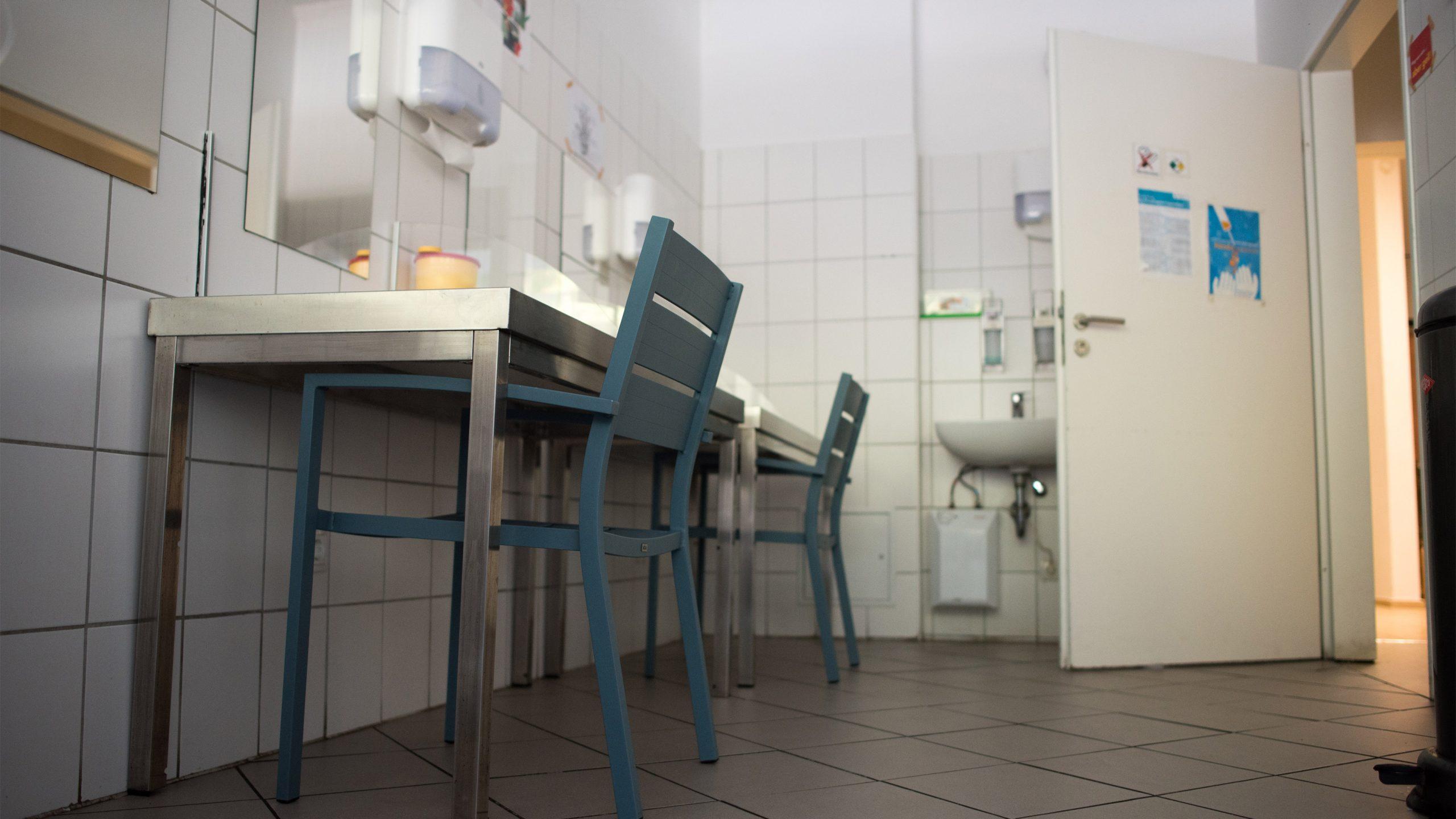 Druckausgleich – Kontaktstelle mit Drogenkonsumraum